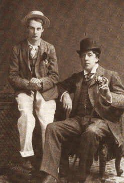 Oscar Wilde and Lord Alfred Douglas