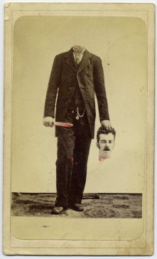 Trick_photo,_decapitated_man_with_bloody_knife,_holding_his_head_(2720790706).jpg