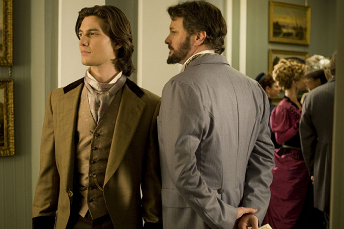Colin Firth as Lord Henry Wotton