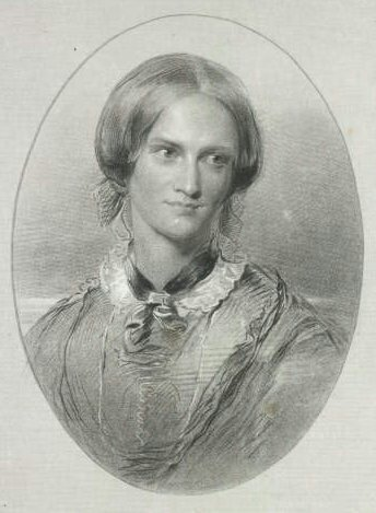 Charlotte Bronte by G. Richmond 1850